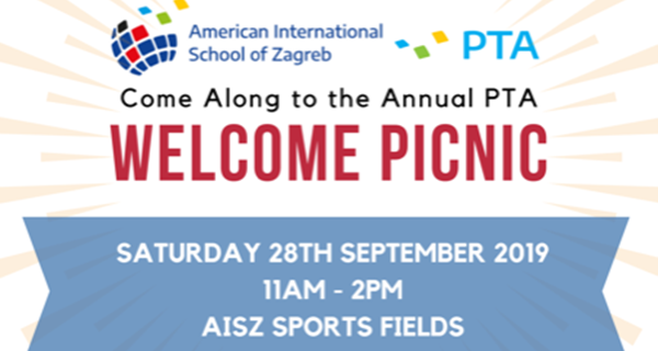 PTA - Welcome Picnic